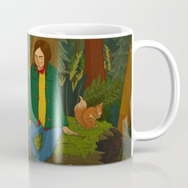 Chilling in the Woods Coffee Mug