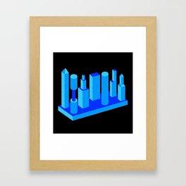 3C1 Framed Art Print