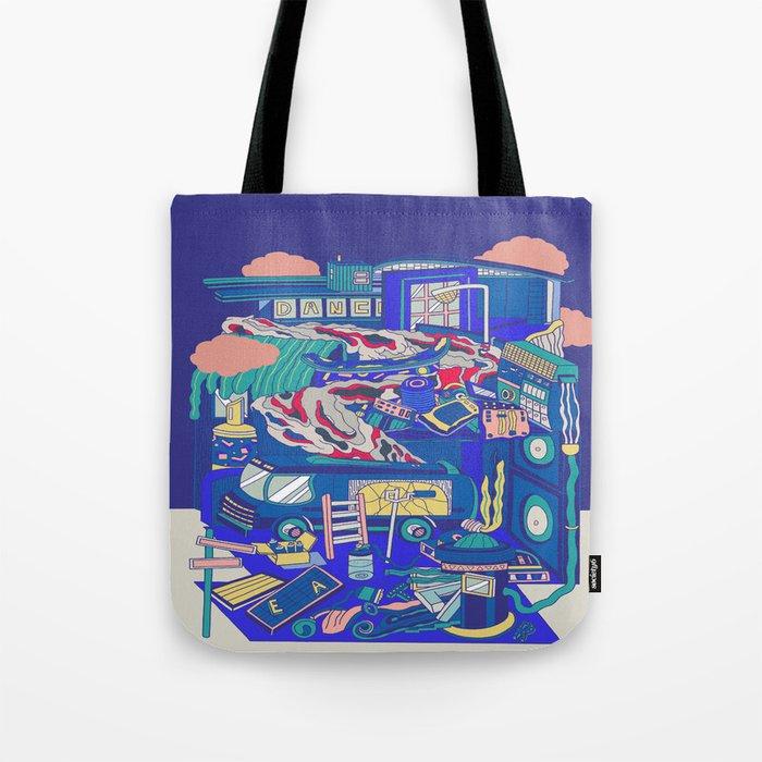 Vice City Tote Bag
