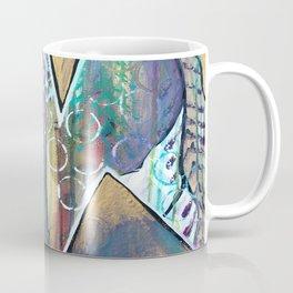 Gold Mountain Rose Coffee Mug