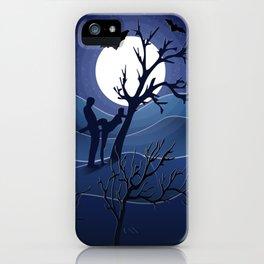 Night sex iPhone Case