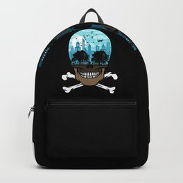 Death City - Skyline Backpack
