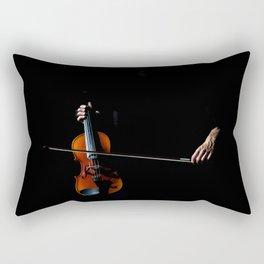 Musical Hand Rectangular Pillow