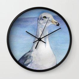 Santa Cruz Seagull Wall Clock