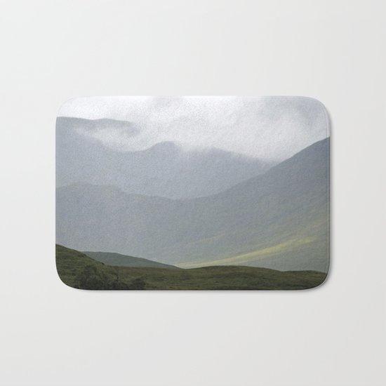 Rannoch Moor, Western Highlands,Scotland Part III Bath Mat