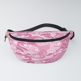 Pink Flamingos Fanny Pack