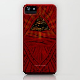 STOP WATCHING US - 001 iPhone Case