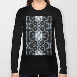 Fractal Art - nuclear fusion Long Sleeve T-shirt