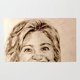 Hillary Clinton Rug