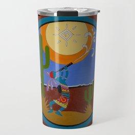 Kokopelli #2 Travel Mug