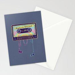 Emotionally Devastated Stationery Cards