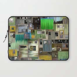 Sound of the favelas Laptop Sleeve
