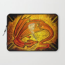 Sleeping dragon... Laptop Sleeve