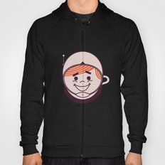 Retro Space Guy Hoody