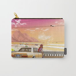 A time to reflect. Carry-All Pouch