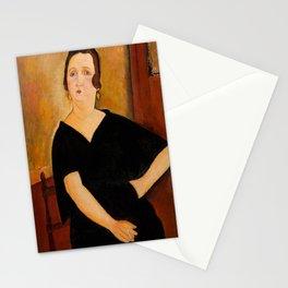 "Amedeo Modigliani ""Madame Amédée"" Stationery Cards"