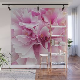 Spring Pink Bloom Wall Mural