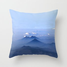 Baudelaire's vision Throw Pillow