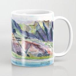 Majestic Na Pali Coast Coffee Mug