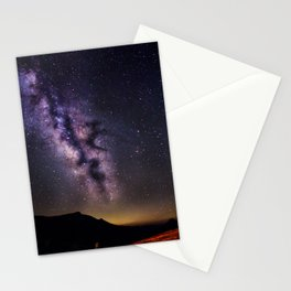 The Route to the Milkyway Stationery Cards
