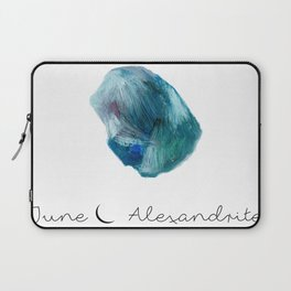 june alexandrite Laptop Sleeve