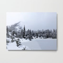 All tucked in. Metal Print