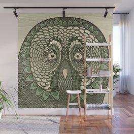 Owlustrations 3 Wall Mural