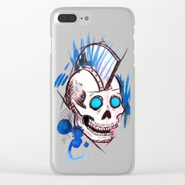 Geoff Peterson Clear iPhone Case
