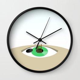 INSIDE EYE Wall Clock