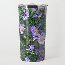 Floral Arrangements Travel Mug