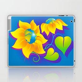 Sunflower World Laptop & iPad Skin
