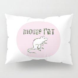 Mouse Rat Pillow Sham