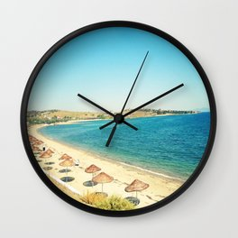 THE CURVE Wall Clock