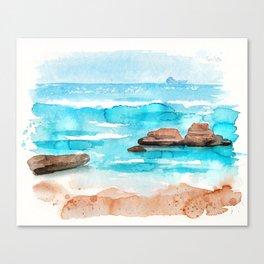 oceanview Canvas Print