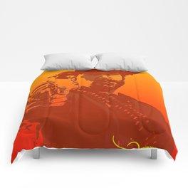 red dead Comforters