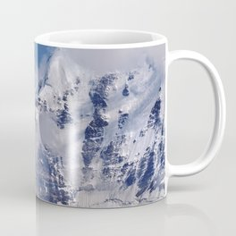 Misty Mountains. Jungfrau. 4.158 Meters. Alps. Swithzerland Coffee Mug