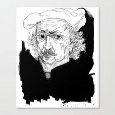 Rembrandt Canvas Print