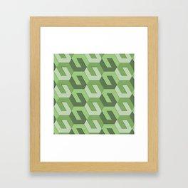 Geometrix LXII Framed Art Print