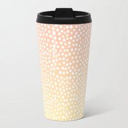 DOT PATTERN - dreamy look Travel Mug