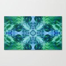 Mountanitas 6 (Colorsplash) Canvas Print