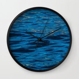 Lake Huron Serenity Wall Clock