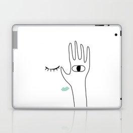 Blindness Laptop & iPad Skin