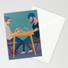 ALIENATION Stationery Cards