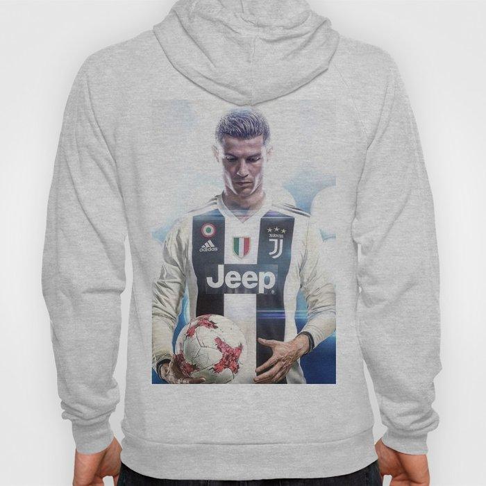 Cristiano Ronaldo To Juventus Hoody