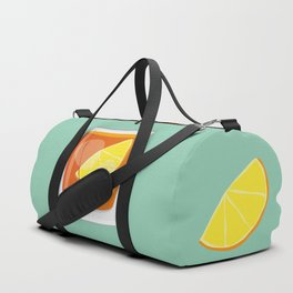 Old Fashioned Cocktail Duffle Bag