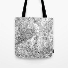 Lovemaking Tote Bag