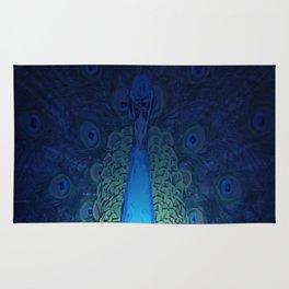 Mystic Peacock Rug