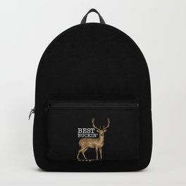 Deer Hunting - Bucking Grandpa Backpack