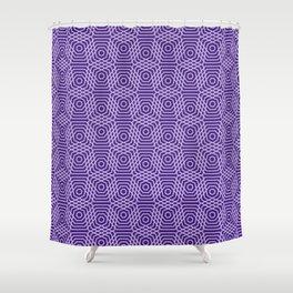 Op Art 174 Shower Curtain