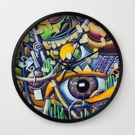 Ti Vedo! Wall Clock